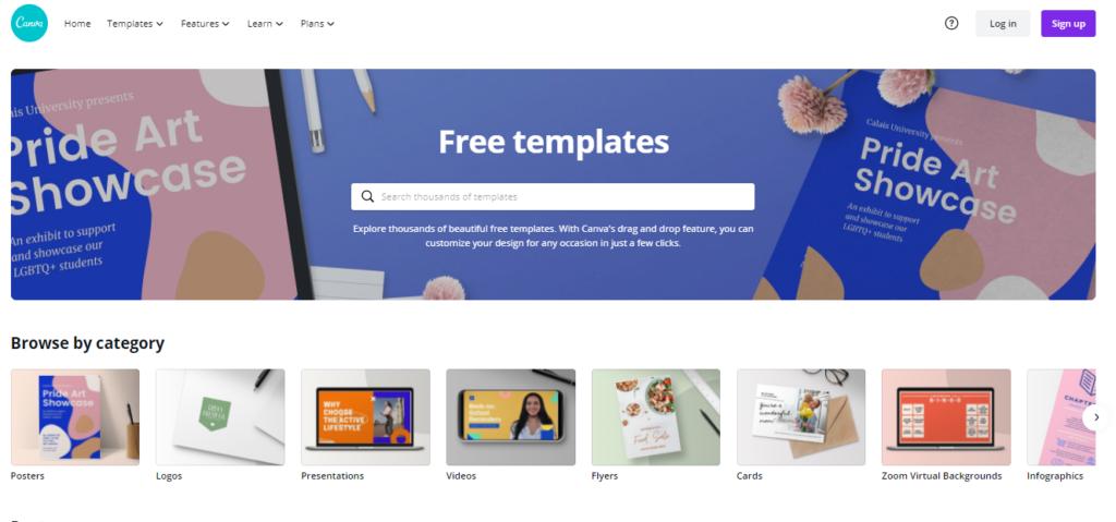 canva-homepage