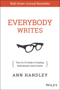 Everybody Writes book cover