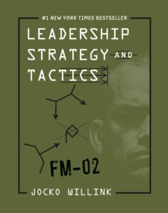 Leadership Strategy and Tactics- Field Manual book cover