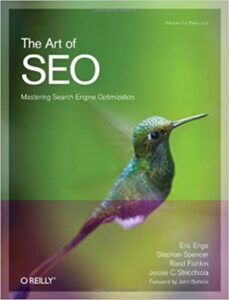 The Art of SEO book cover
